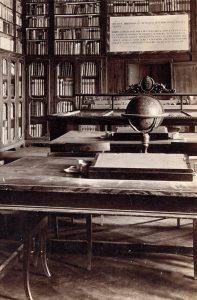 MAEC Cortona | Sala della biblioteca