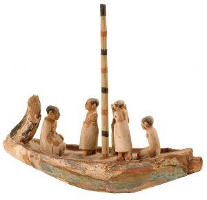 Barca funeraria Egizia | MAEC