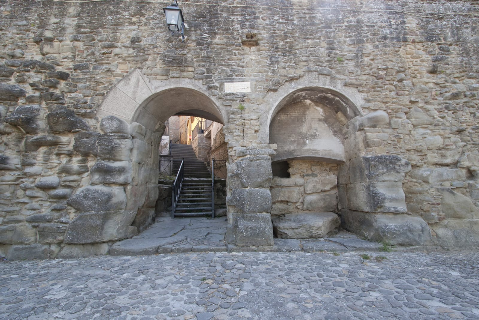 MAEC Parco | Porta Bifora di Cortona