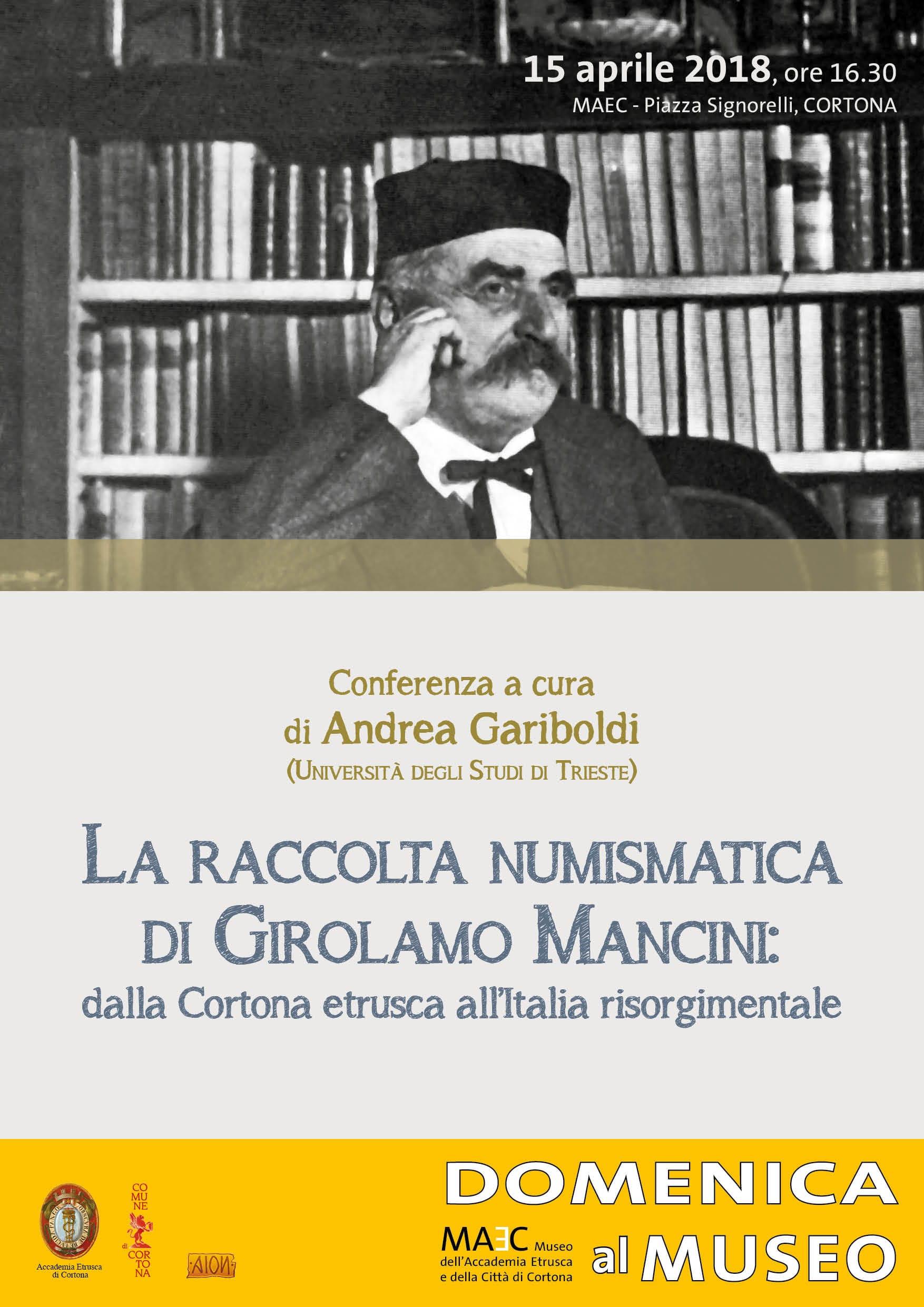 MAEC | La raccolta numismatica di Girolamo Mancini