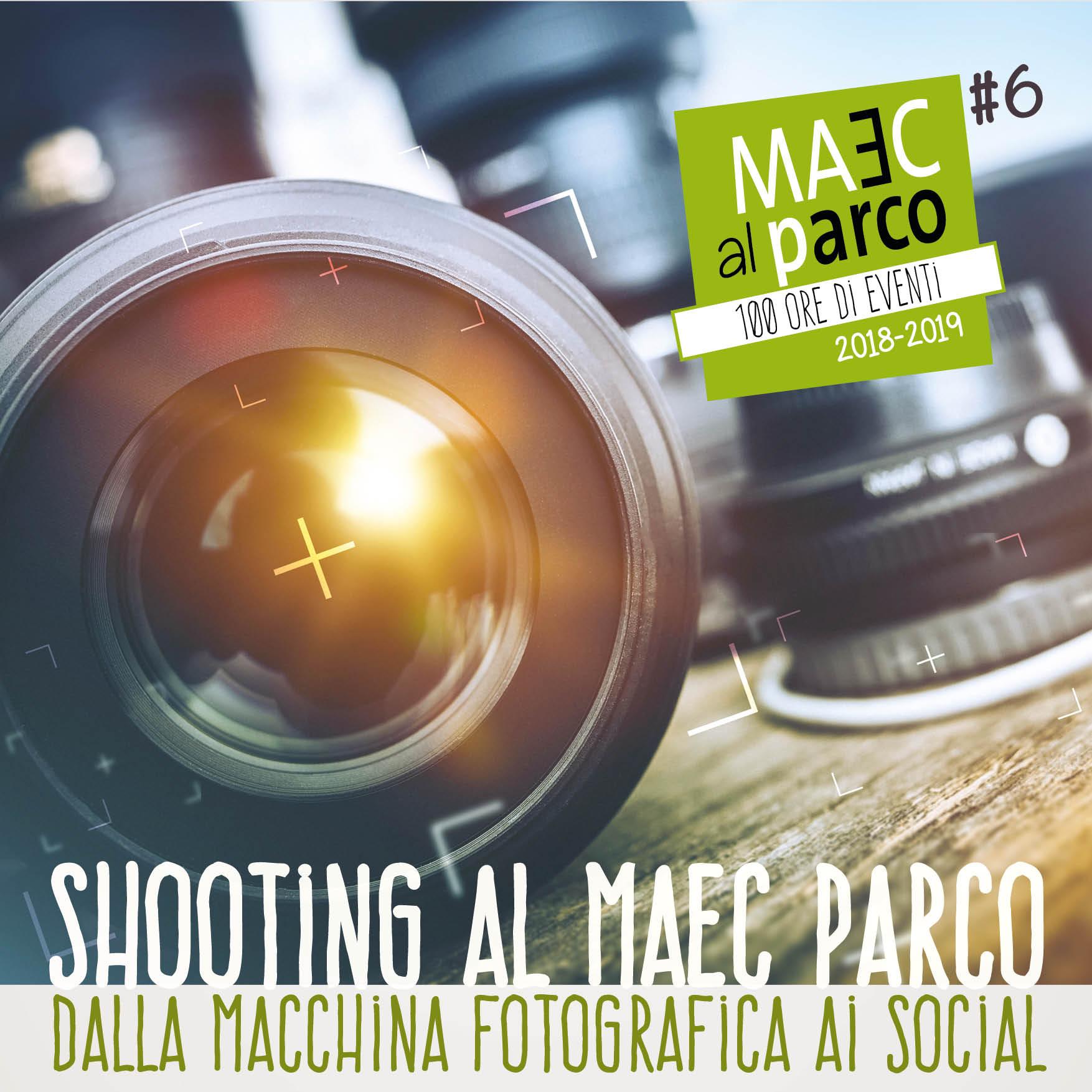 workshop sull'uso della macchina fotografica e uso social per promuovere la cultura