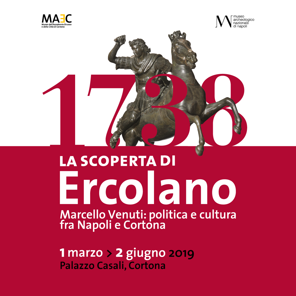 mostra su Ercolano e Marcello Venuti