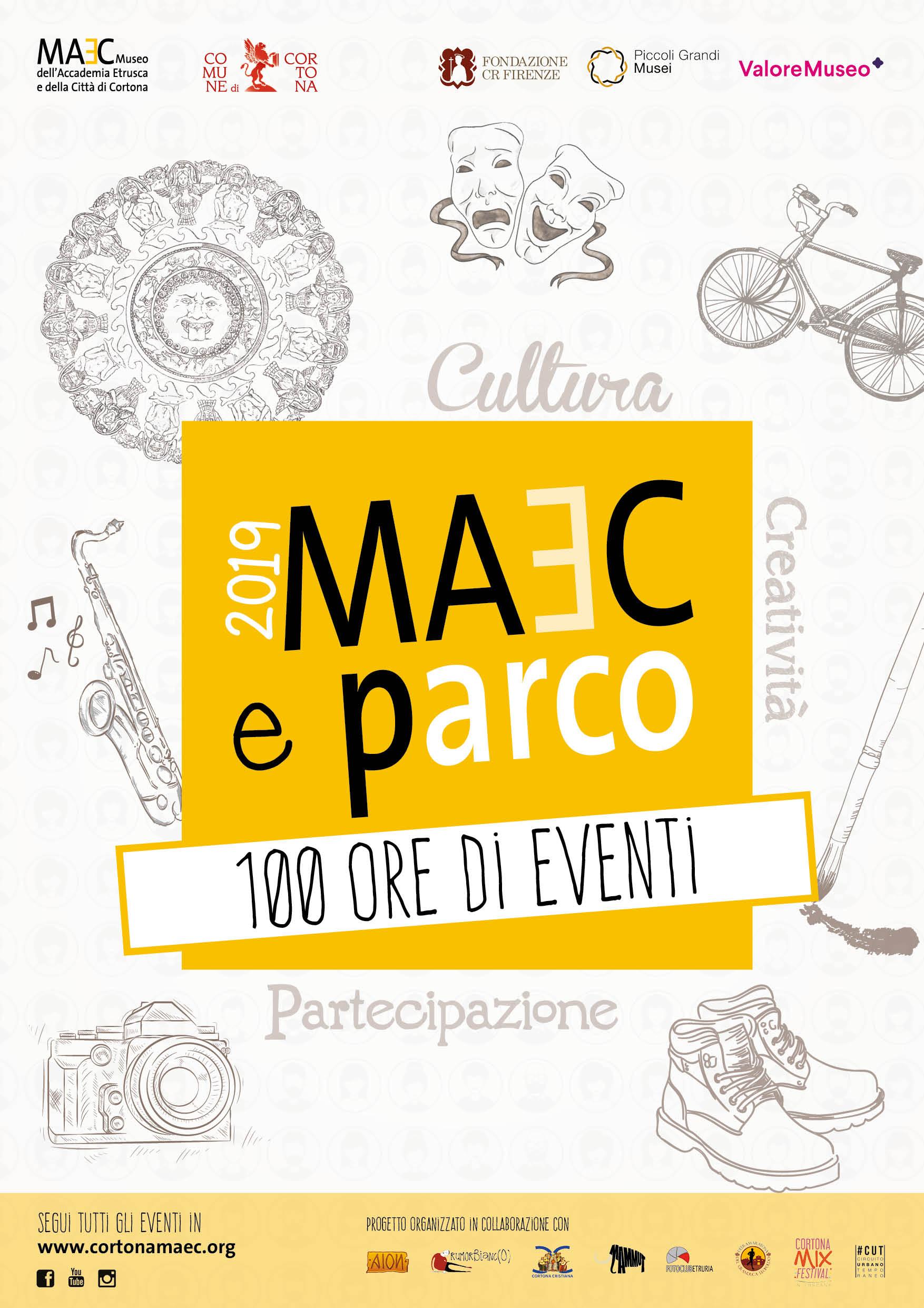 tutti gli eventi in programma al MAEC e al MAEC parco del 2019