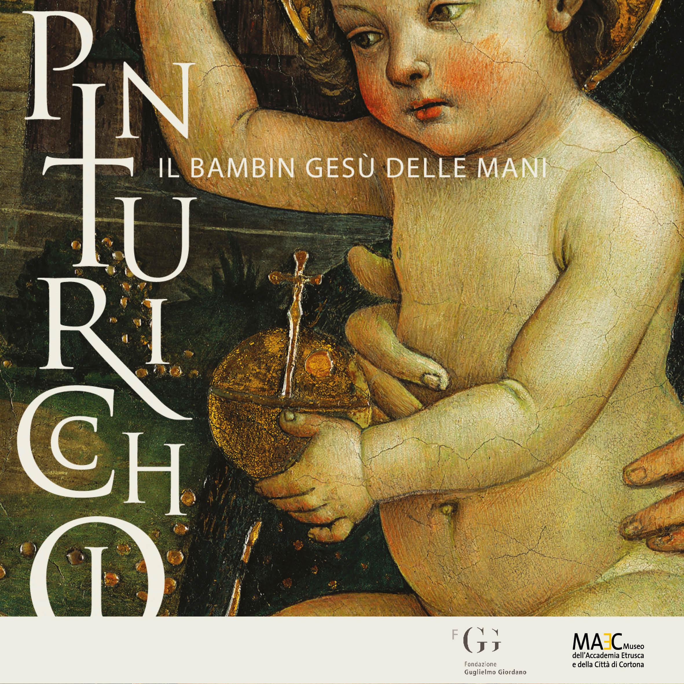 Mostra dell'opera di Pinturicchio Il Bambin Gesù delle mani