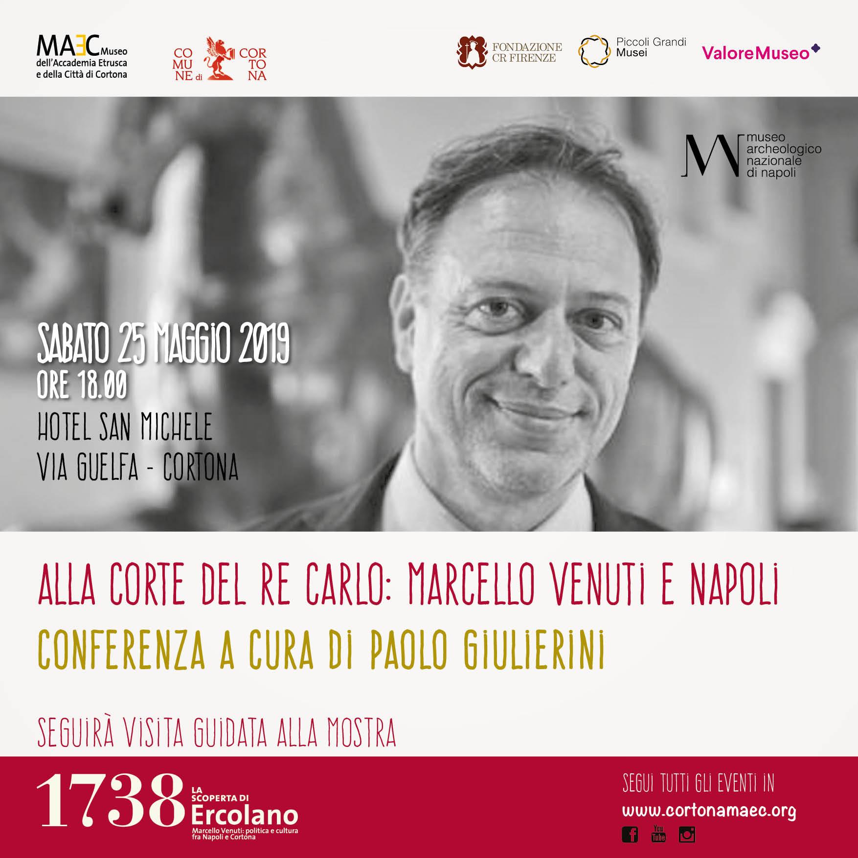 Incontrarsi a maggio 25 maggio 2019 Paolo Giulierini
