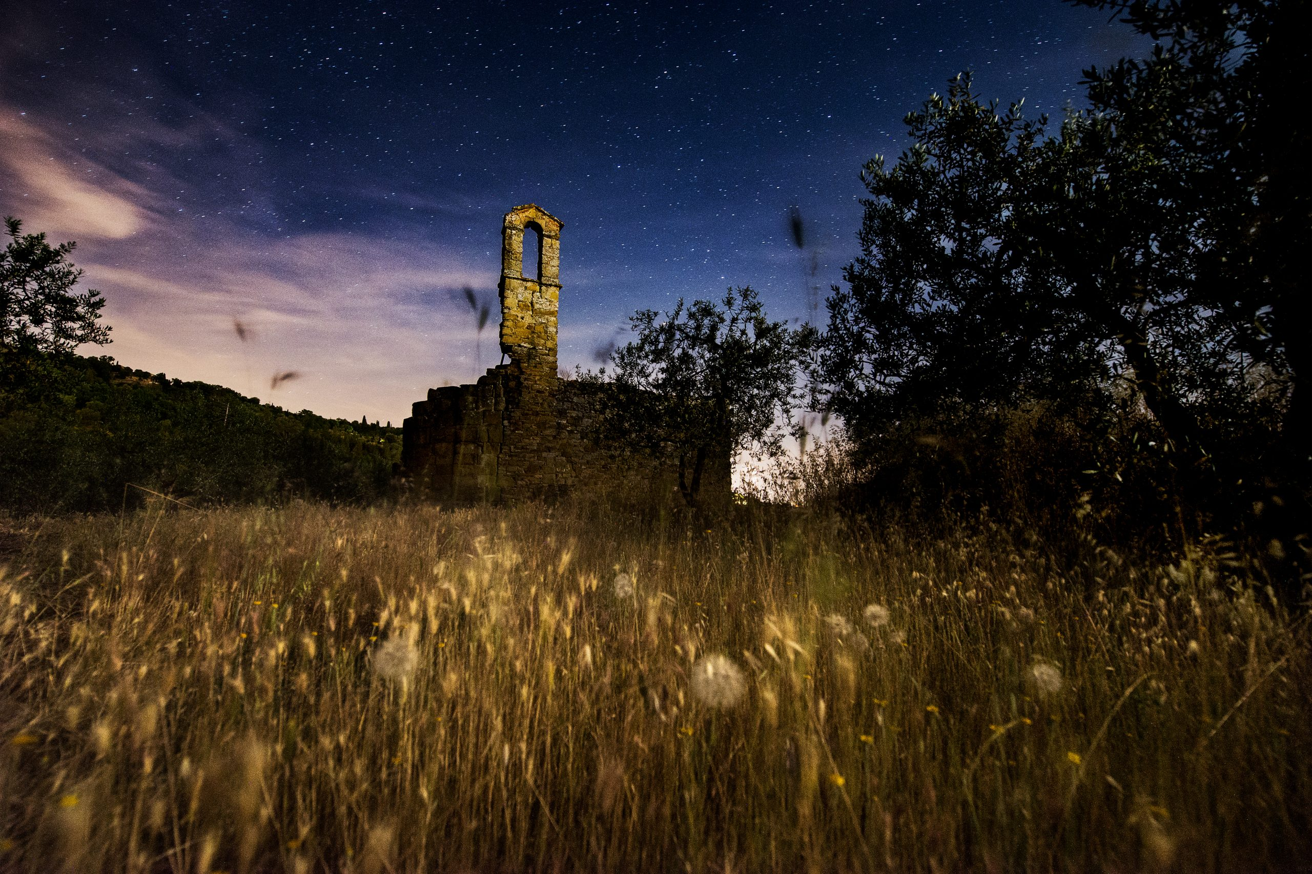 Chiesa di San Donato Ossaia , Cortona